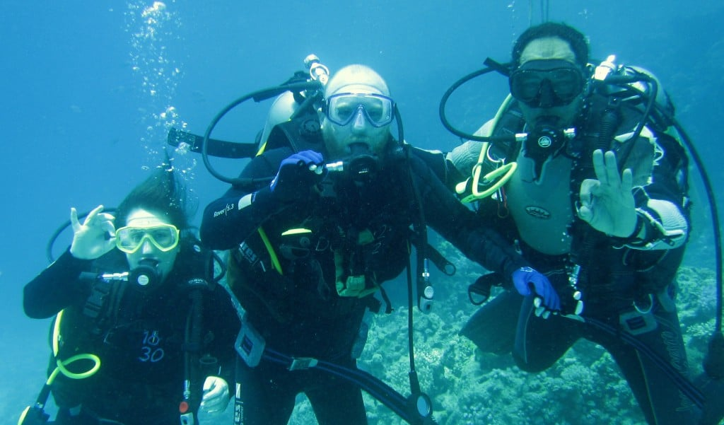 Diving with a disability in sharm el sheikh - Camel dive hotel ...