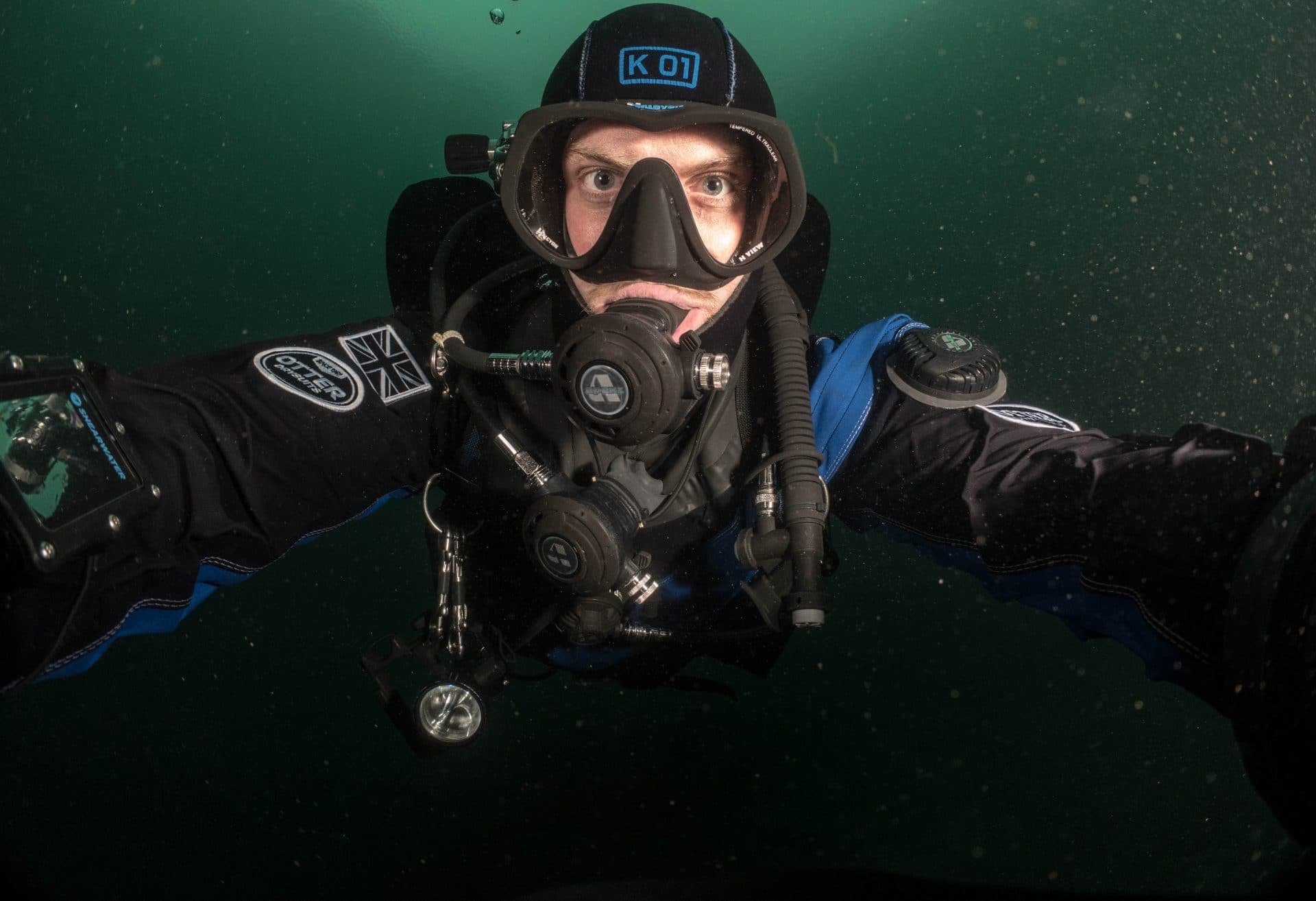 Why I became a Technical Diver…