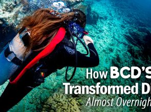 How BCD's transformed diving almost overnight