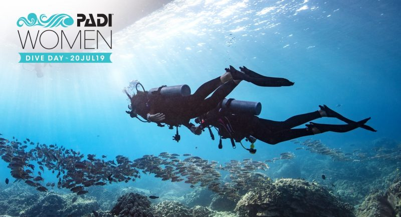 5 Ways to Give Back to the Ocean for PADI Womens Dive Day